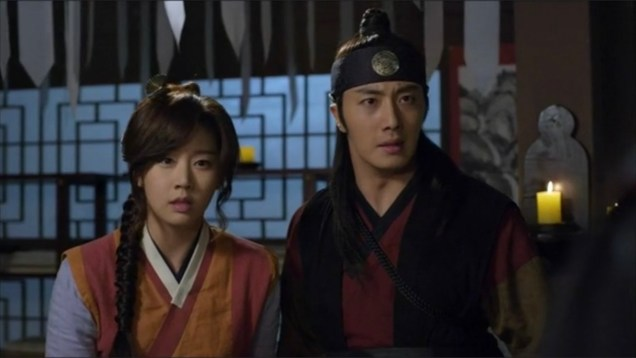 2014 9:10 Jung Il-woo in THe Night Watchman's Journal Episode 19 74