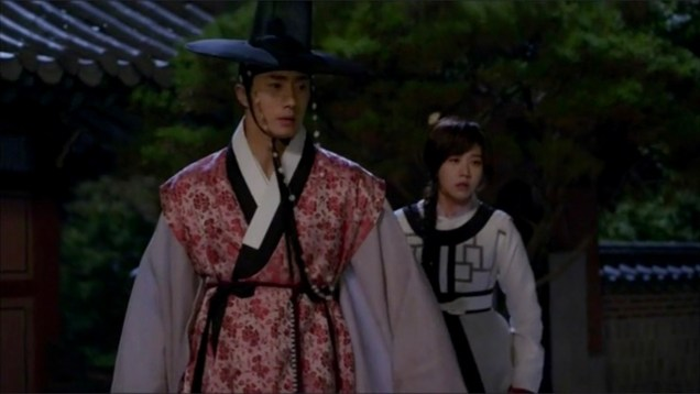 2014 9:10 Jung Il-woo in THe Night Watchman's Journal Episode 19 8