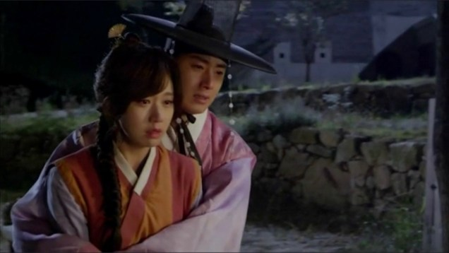 2014 9:10 Jung Il-woo in THe Night Watchman's Journal Episode 20 12