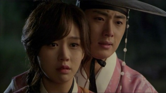 2014 9:10 Jung Il-woo in THe Night Watchman's Journal Episode 20 14