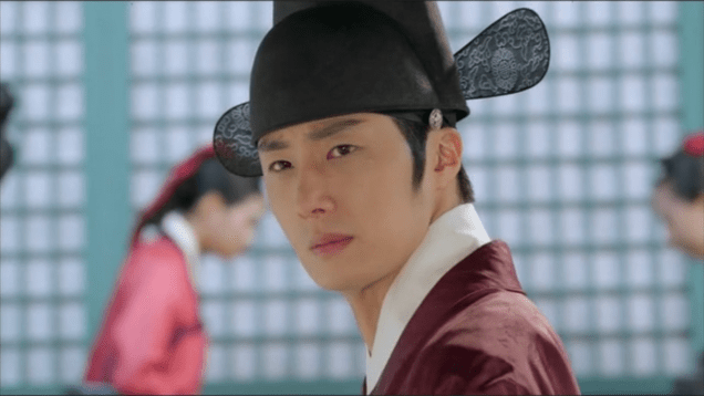 2014 9:10 Jung Il-woo in THe Night Watchman's Journal Episode 20 18