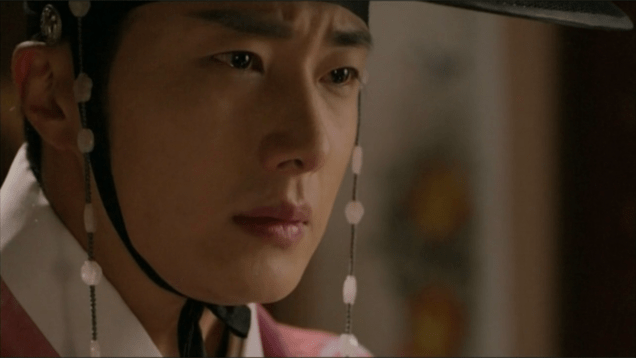 2014 9:10 Jung Il-woo in THe Night Watchman's Journal Episode 20 32