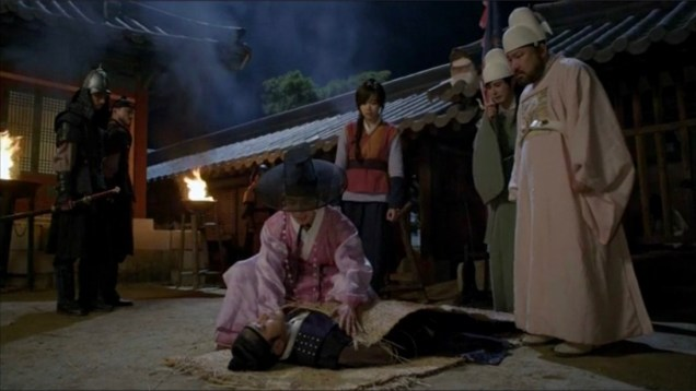 2014 9:10 Jung Il-woo in THe Night Watchman's Journal Episode 20 39