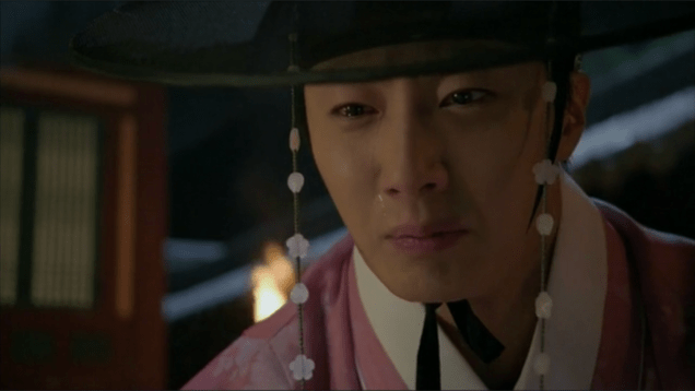 2014 9:10 Jung Il-woo in THe Night Watchman's Journal Episode 20 40