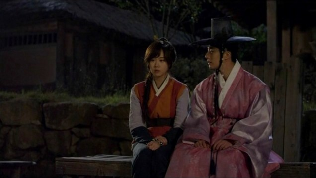 2014 9:10 Jung Il-woo in THe Night Watchman's Journal Episode 20 7