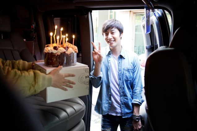 2014 9:10 The Night Watchman's Journal Episode 13. BTS MBC10
