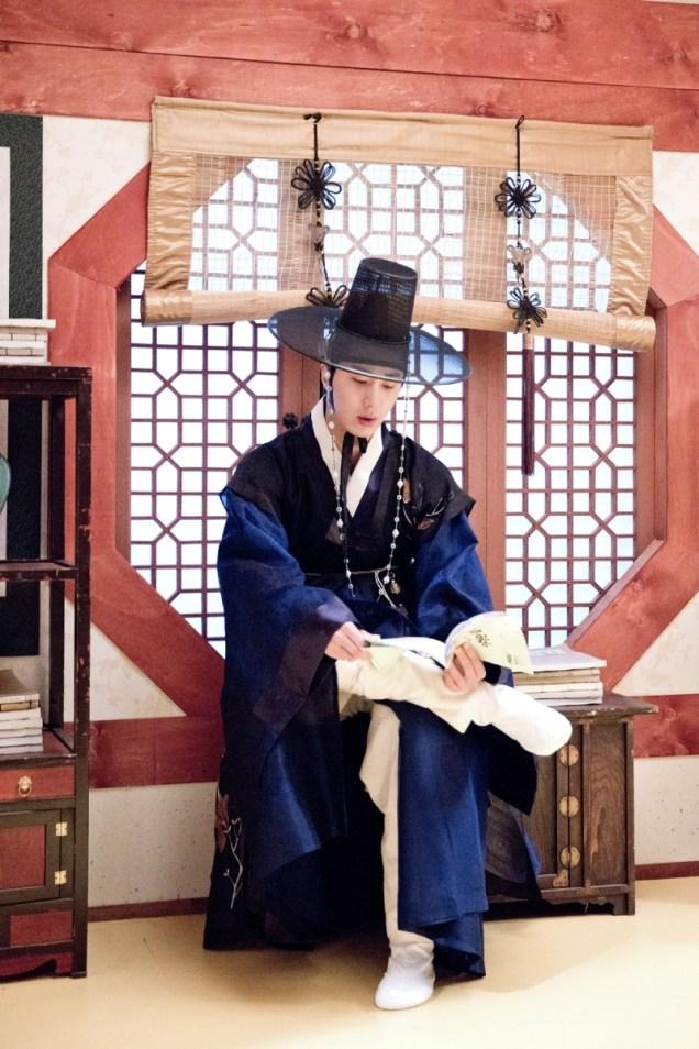 2014 9:10 The Night Watchman's Journal Episode 13. BTS MBC26