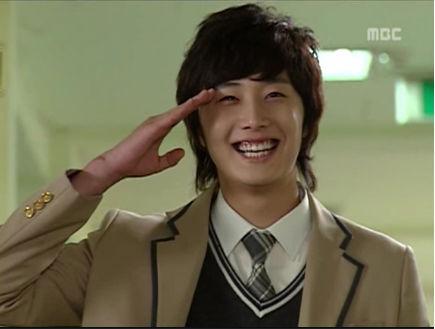 Jung II-woo in High Kick X1