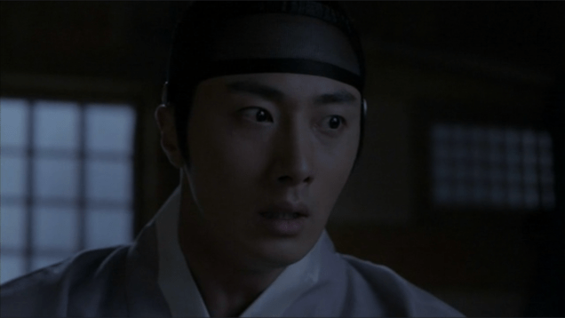 Jung II-woo in The Night Watchman's Journal Ep 8 22