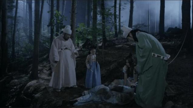 Jung II-woo in the Night Watchman's Journal Episode 6 11