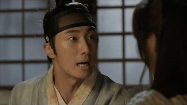 Jung II-woo in the Night Watchman's Journal Episode 6 14