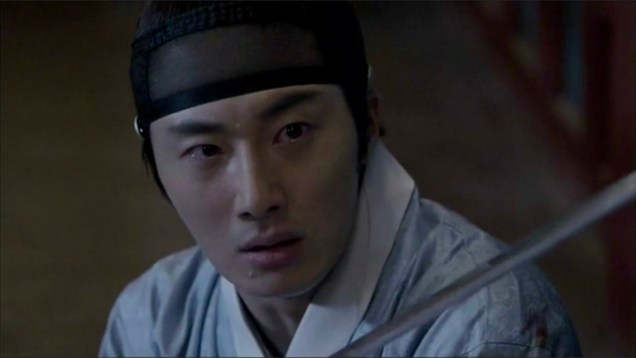 Jung II-woo in the Night Watchman's Journal Episode 6 22