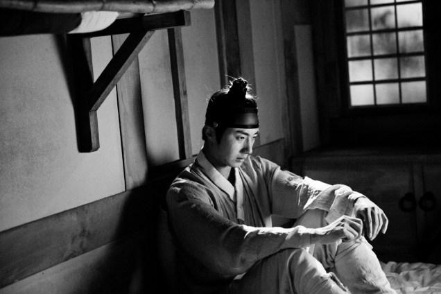 Jung II-woo in the Night Watchman's Journal Episode 6 BTS Cr. MBC 28