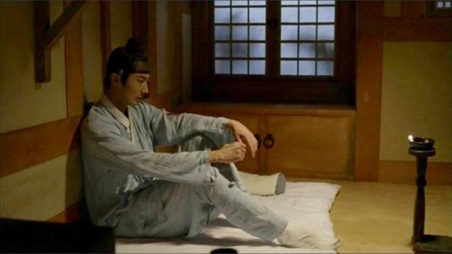Jung II-woo in the Night Watchman's Journal Episode 7 1