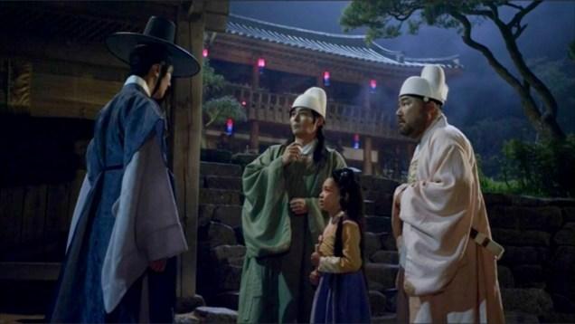 Jung II-woo in the Night Watchman's Journal Episode 7 13