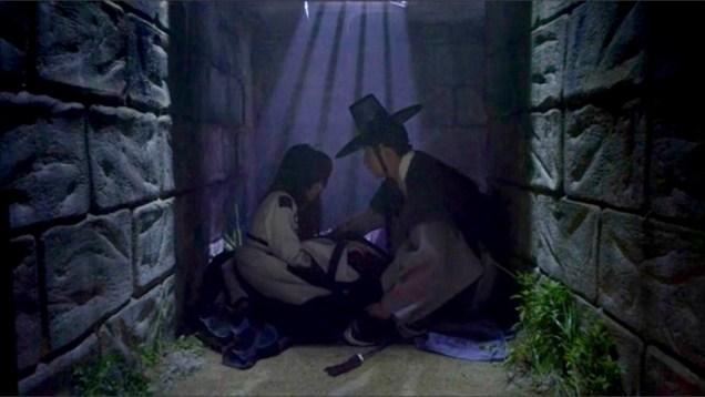 Jung II-woo in the Night Watchman's Journal Episode 7 25