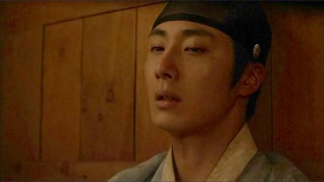 Jung II-woo in the Night Watchman's Journal Episode 7 6