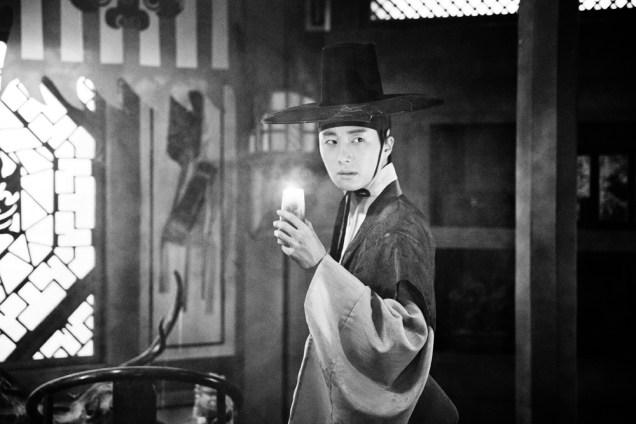 Jung II-woo in the Night Watchman's Journal Episode 7 BTS Part 2 Cr. jungilwoo.com 3
