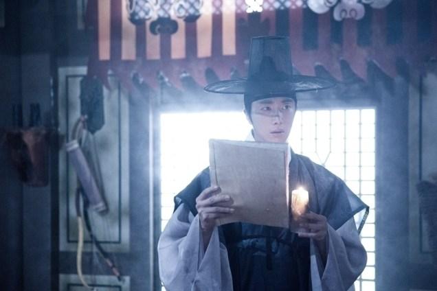 Jung II-woo in the Night Watchman's Journal Episode 7 BTS Part 2 Cr. jungilwoo.com 8