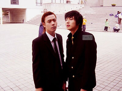 Jung II-woo in Young Deong Po High School Fan13 7