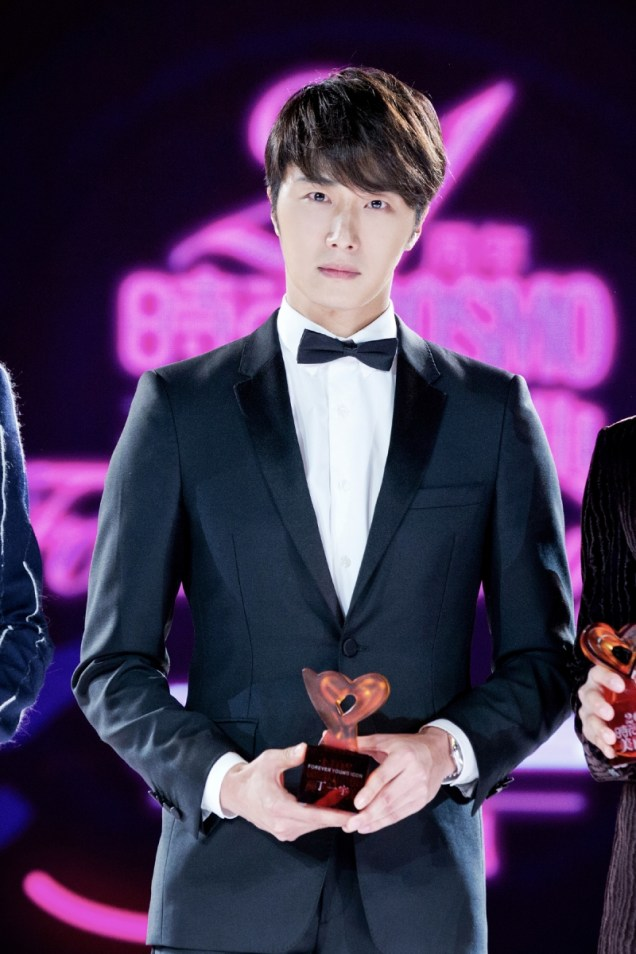 2014 10 29 Jung Il-woo at the Beauty Cosmo Awards in Shanghai, China. jungilwoo.com4