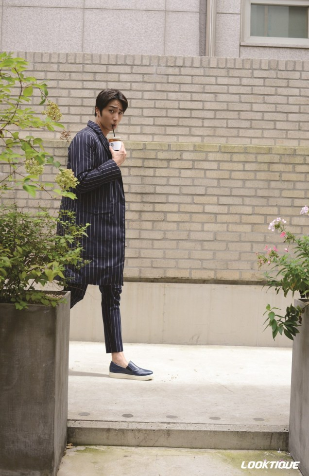 2014 10 31 Jung Il-woo in Looktique Magazine 10
