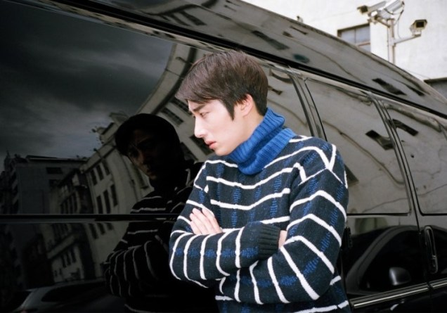 2014 10 31 Jung Il-woo in Looktique Magazine 24