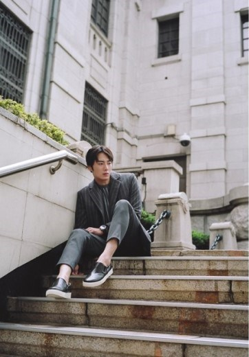 2014 10 31 Jung Il-woo in Looktique Magazine 25