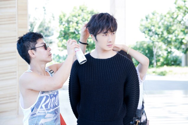 2014 10:11 Jung Il-woo in Bali for BNT International Part 1: BTS A 13