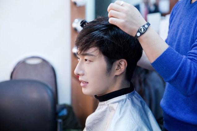2014 11 22 Jung II-woo in his Fourth Korean Fan Meet. Cr.jungilwoo.com 12