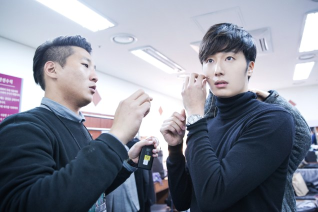 2014 11 22 Jung II-woo in his Fourth Korean Fan Meet. Cr.jungilwoo.com 20.jpg