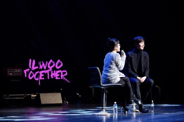 2014 11 22 Jung II-woo in his Fourth Korean Fan Meet. Cr.jungilwoo.com 30