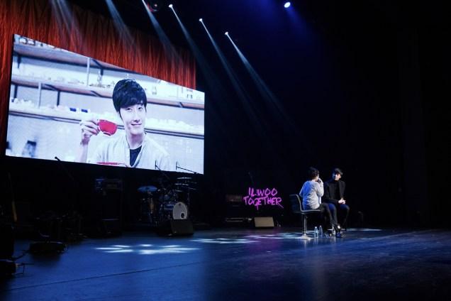 2014 11 22 Jung II-woo in his Fourth Korean Fan Meet. Cr.jungilwoo.com 34