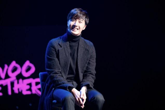 2014 11 22 Jung II-woo in his Fourth Korean Fan Meet. Cr.jungilwoo.com 57