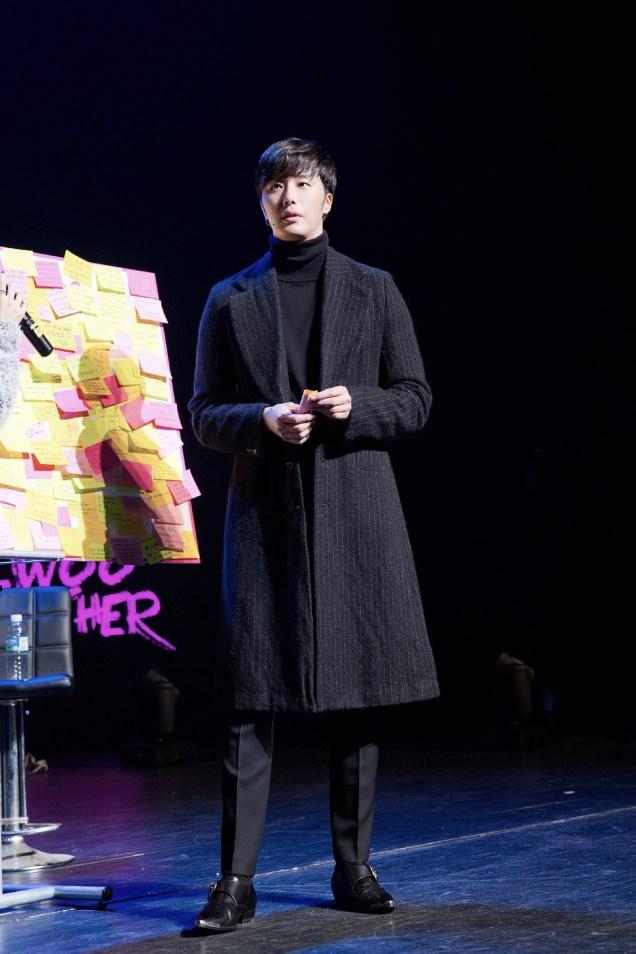 2014 11 22 Jung II-woo in his Fourth Korean Fan Meet. Cr.jungilwoo.com 68