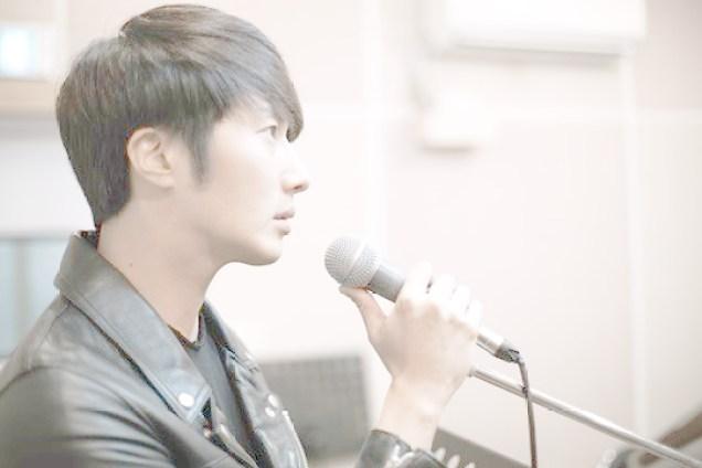2014 11 22 Jung II-woo in his Fourth Korean Fan Meet. Cr.jungilwoo.com 99.jpg