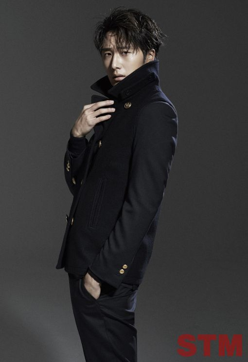 2014 11 Jung II-woo in STM Magazine 4