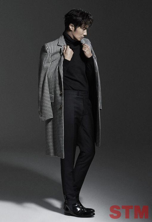 2014 11 Jung II-woo in STM Magazine 8