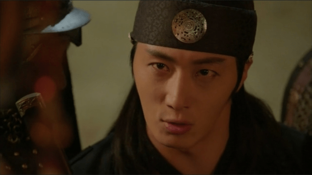 2014 11 Jung II-woo in The Night Watchman's Journal Episode 21 1