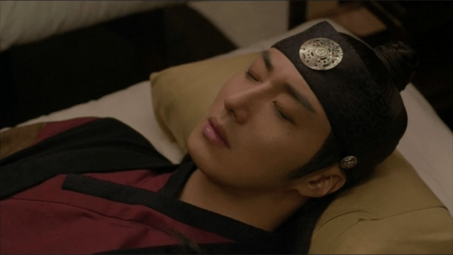 2014 11 Jung II-woo in The Night Watchman's Journal Episode 21 21