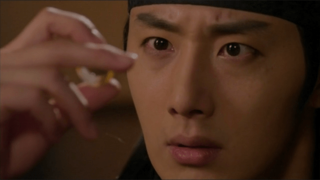 2014 11 Jung II-woo in The Night Watchman's Journal Episode 21 44