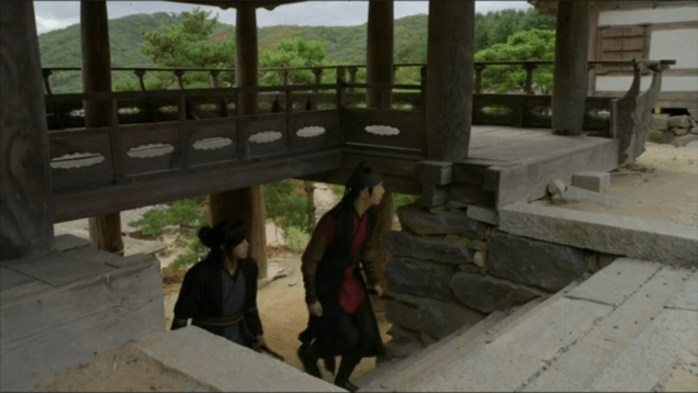 2014 11 Jung II-woo in The Night Watchman's Journal Episode 22 10