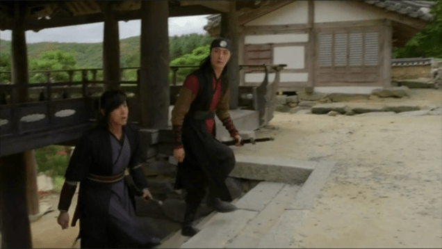 2014 11 Jung II-woo in The Night Watchman's Journal Episode 22 11