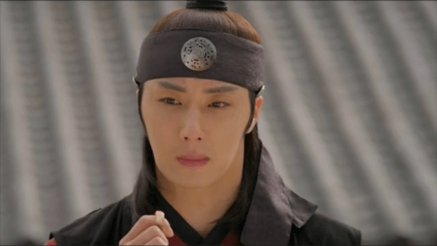 2014 11 Jung II-woo in The Night Watchman's Journal Episode 22 16