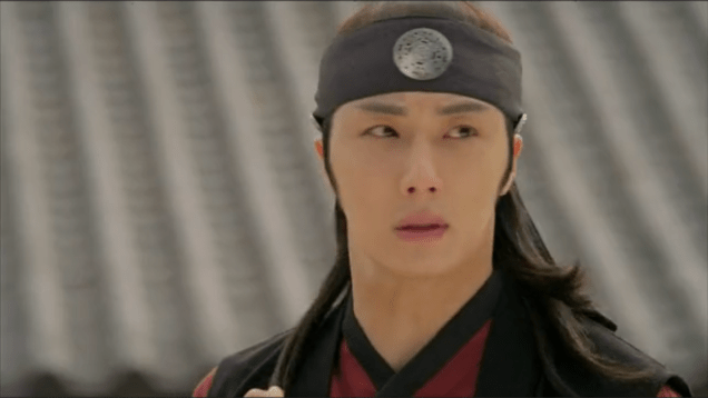 2014 11 Jung II-woo in The Night Watchman's Journal Episode 22 17