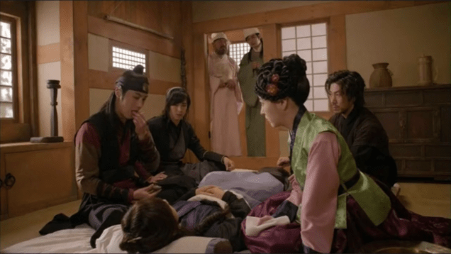 2014 11 Jung II-woo in The Night Watchman's Journal Episode 22 44