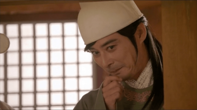 2014 11 Jung II-woo in The Night Watchman's Journal Episode 22 47