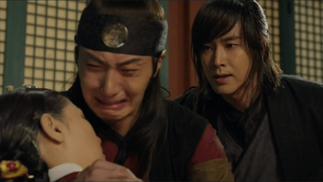 2014 11 Jung II-woo in The Night Watchman's Journal Episode 22 77