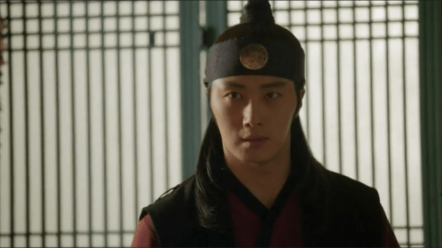 2014 11 Jung II-woo in The Night Watchman's Journal Episode 22 81