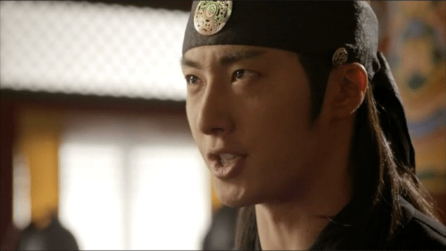 2014 11 Jung II-woo in The Night Watchman's Journal Episode 22 84